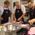 """Foto 69 von Cooking Course """"Ganz WILD auf Wild"""", 19 Oct. 2018"""