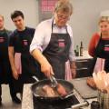 """Foto 81 von Cooking Course """"Ganz WILD auf Wild"""", 19 Oct. 2018"""