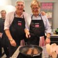 """Foto 83 von Cooking Course """"Ganz WILD auf Wild"""", 19 Oct. 2018"""