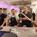 """Foto 101 von Cooking Course """"Ganz WILD auf Wild"""", 19 Oct. 2018"""