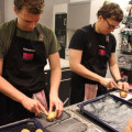 "Foto 33 von Cooking Course ""Steak, Burger & Ribs"", 25 Jan. 2019"